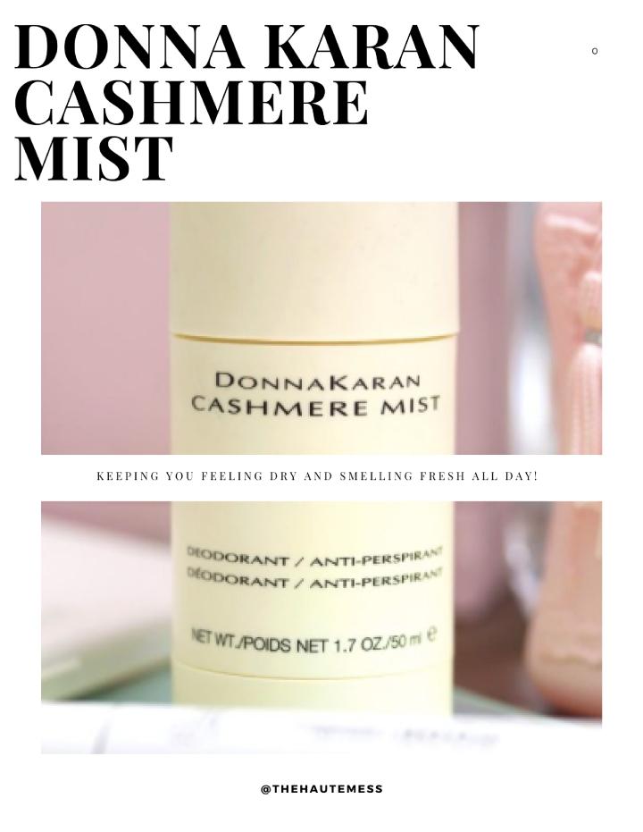 Donna Karan Cashmere mist